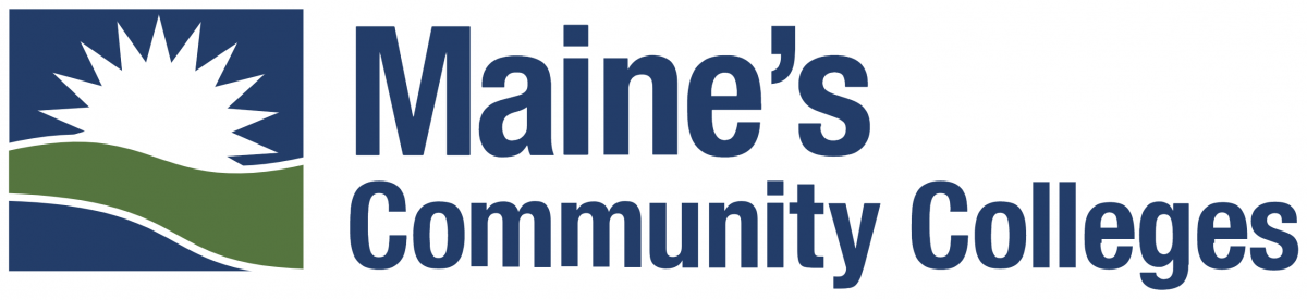 Maine Community College System logo