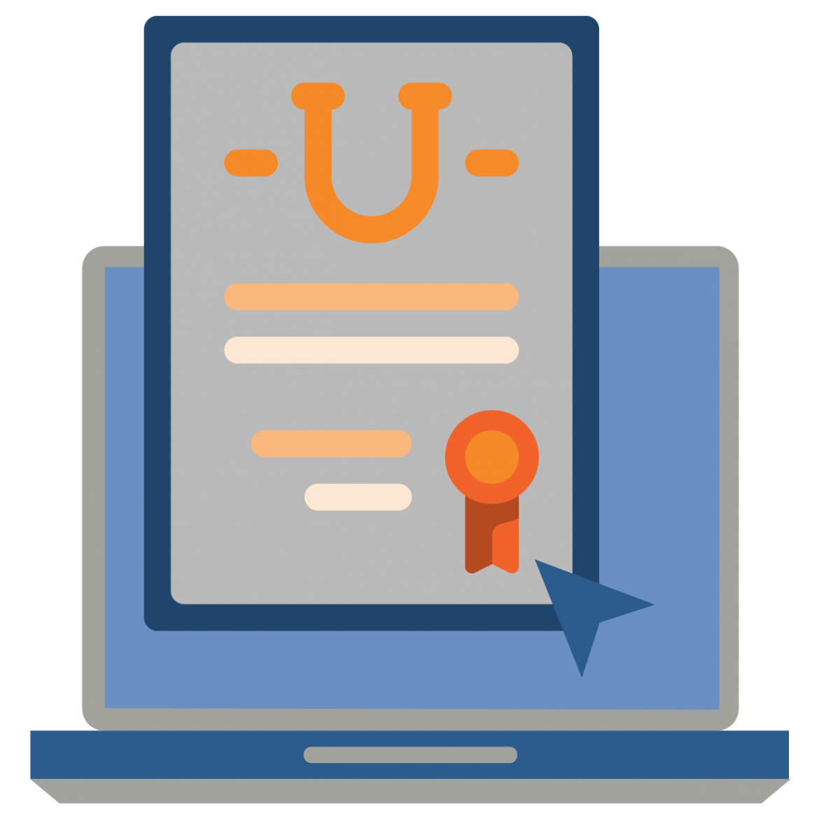 Comprehensive Learner Record icon