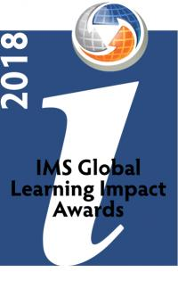 Learning Impact Awards logo
