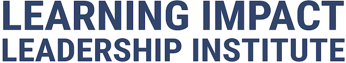 Learning Impact Leadership Institute header