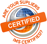 Are your suppliers IMS certified image