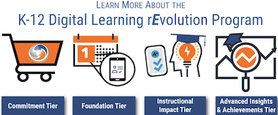 Learn more about the K-12 Digital Learning Revolution Program