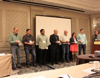 Award Winners at Learning Impact 2015