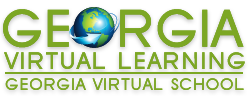 Georgia Virtual School, GA DoE, logo