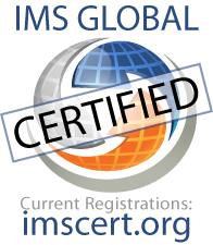 IMS Global Certified logo