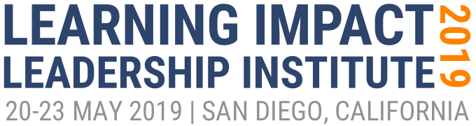 Learning Impact Leadership Institute 2019