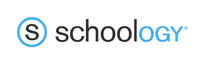 Schoology logo for sponsorship recognition