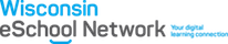 Wisconsin eSchool Network logo