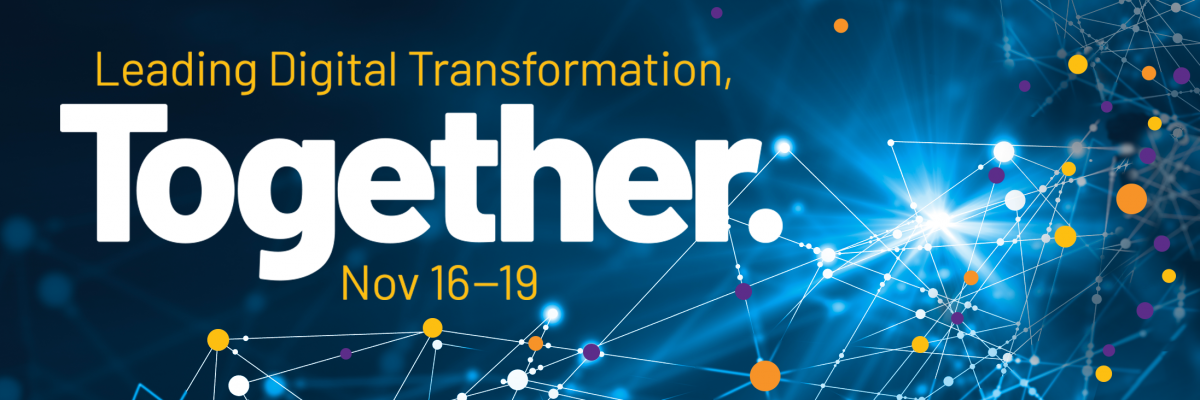 IMS Quarterly Meeting (November 2020): Leading Digital Transformation, Together