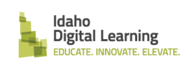 Idaho Digital Learning logo