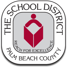 The School District of Palm Beach Logo