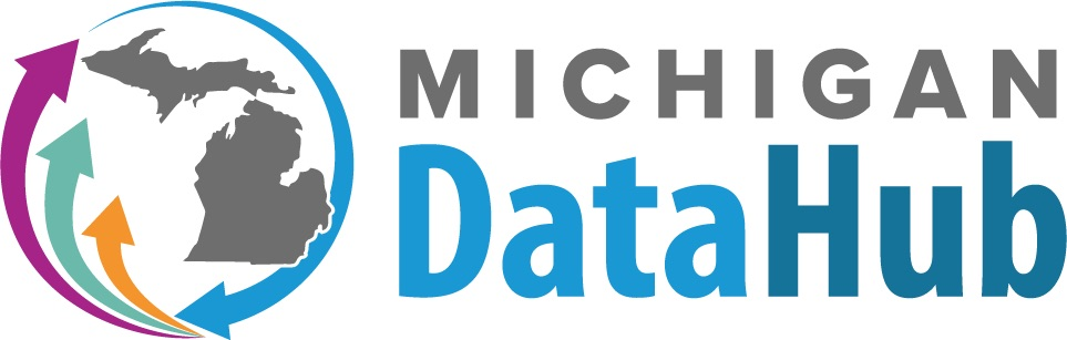 Michigan Data Hub Logo